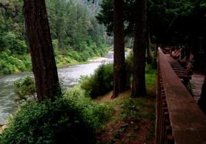Paradise Lodge Rogue River