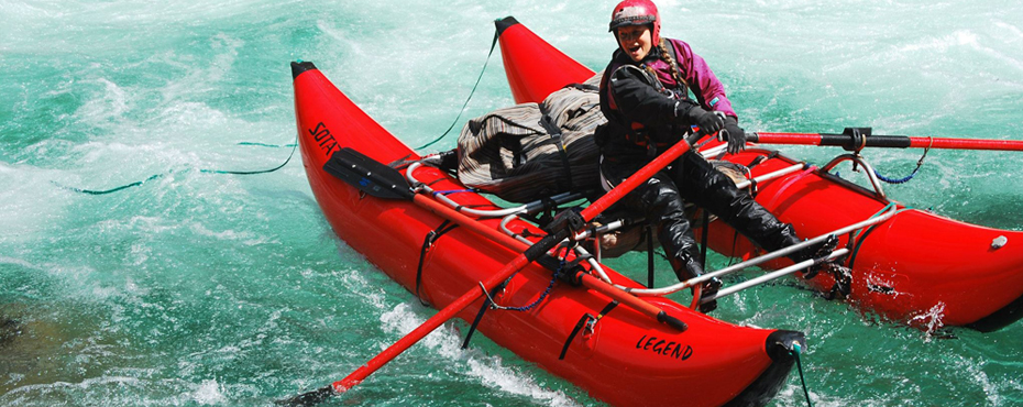 """Go Light"" Rogue River Trip – August 7-10"